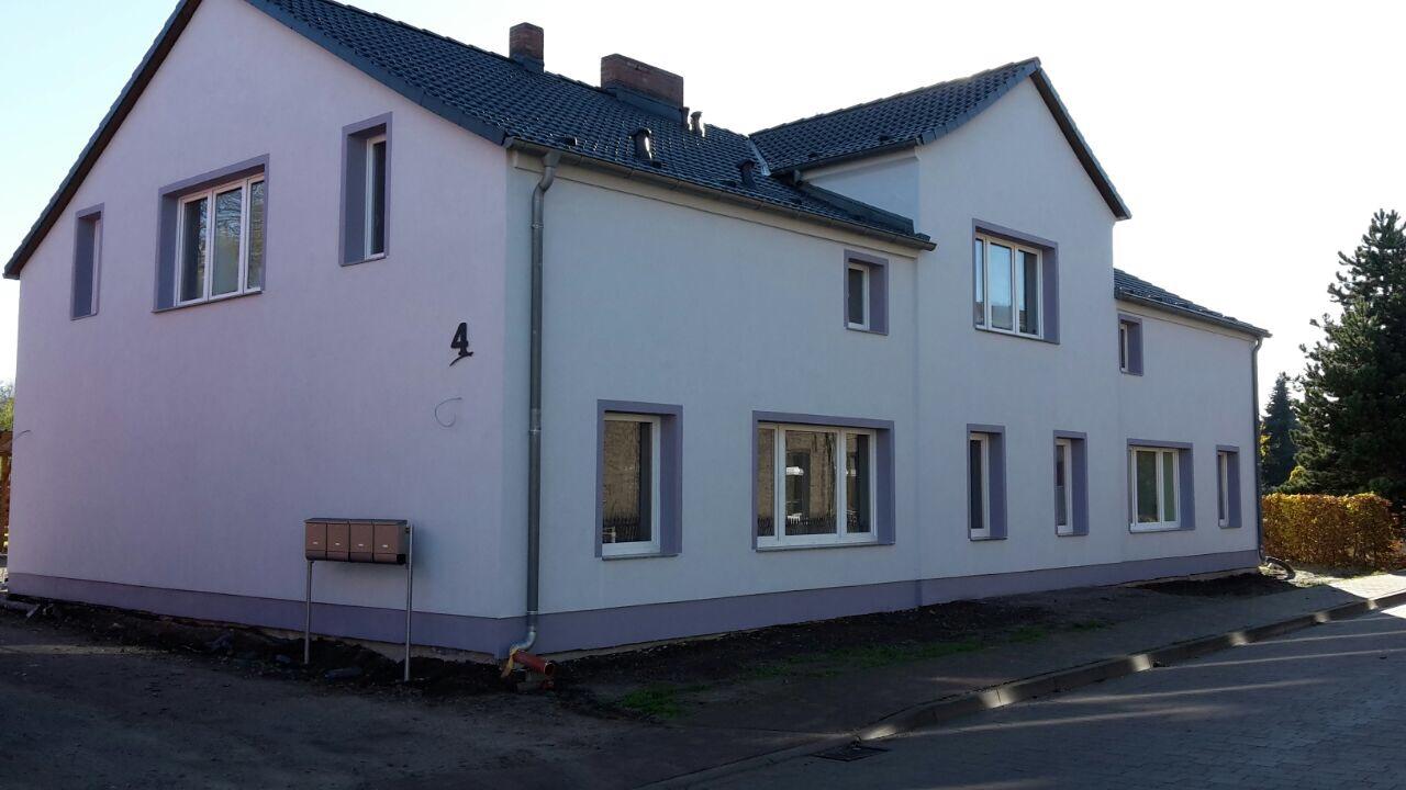 """Sanierung Fassade Mehrfamilienhaus (Geburtshaus von """"Max Matern"""")"""